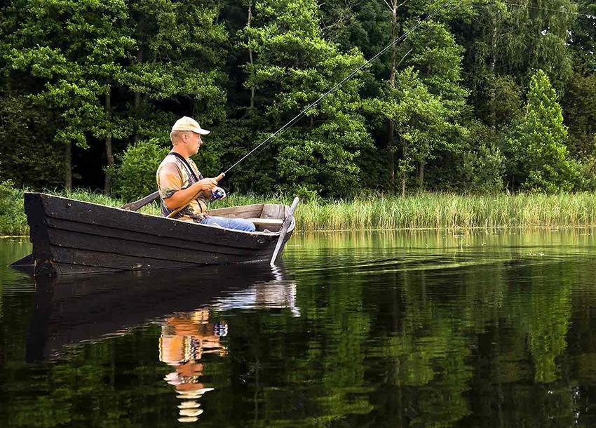 Рыбалка - путеводитель по Подмосковью