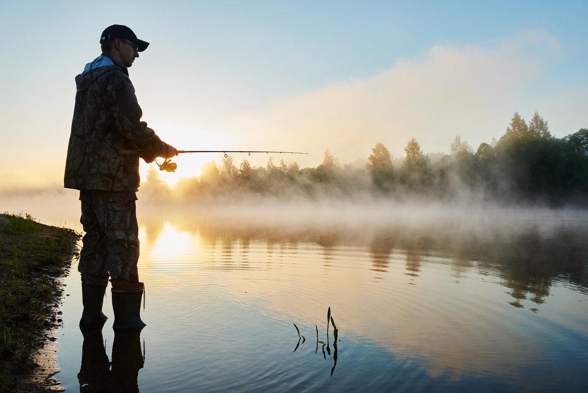 Погода и рыбалка