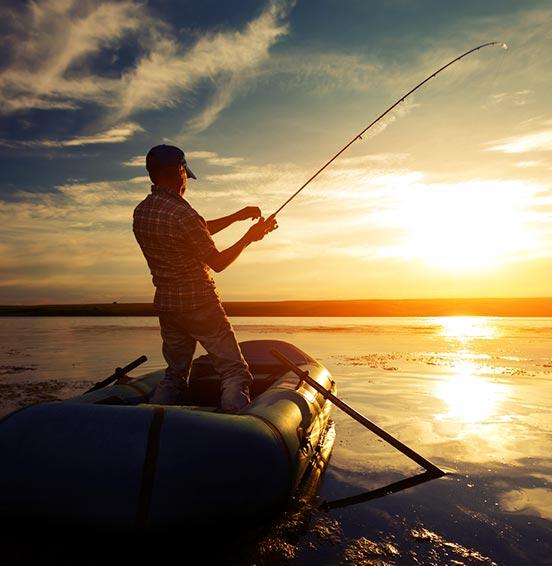 Советы для успешной рыбалки