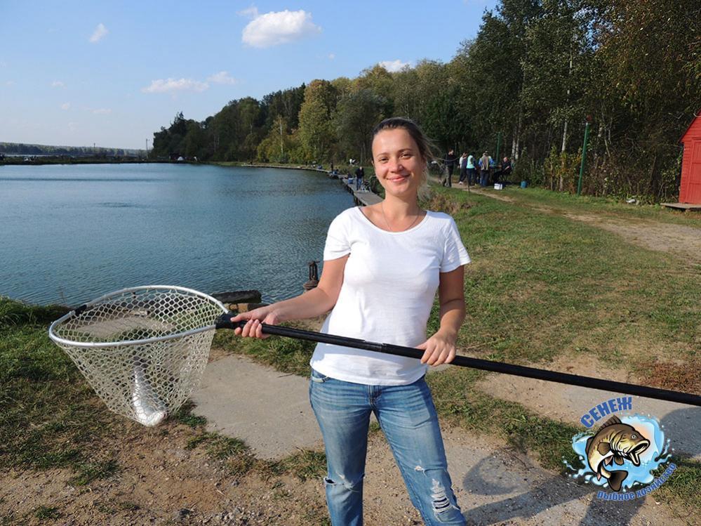Летняя рыбалка