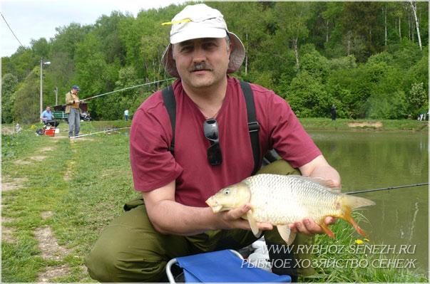 Удачная рыбалка и русская смекалка