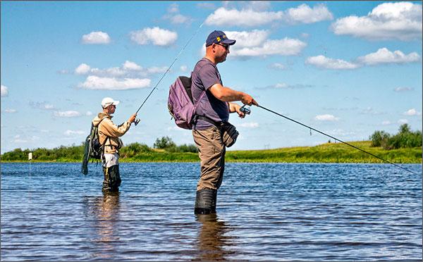 Стоит ли сегодня рыбачить? Подскажет температура, погода, барометр