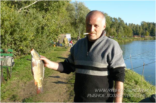 рыбалка в Подмосковье - ловля карпа