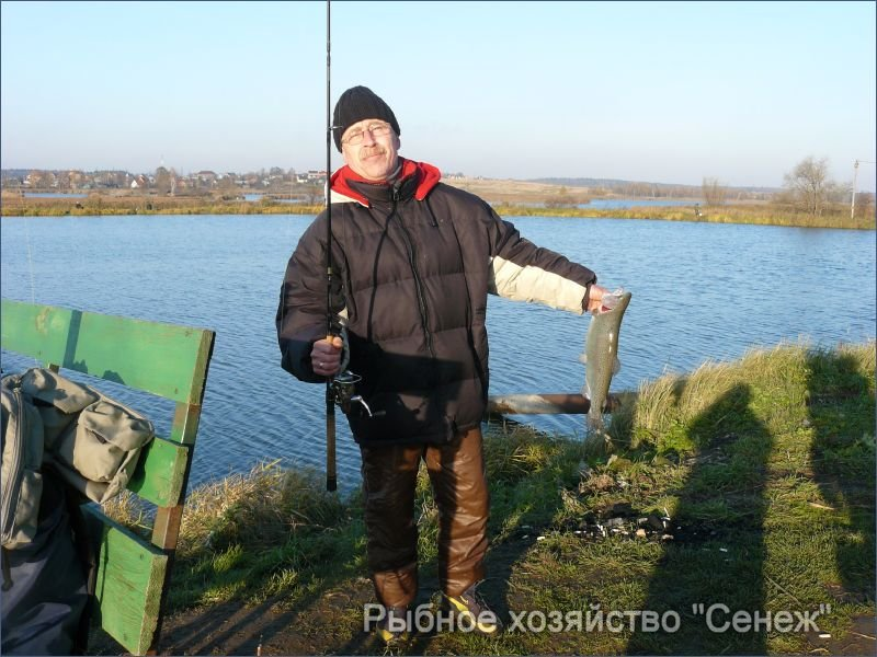 рыбалка на ушне
