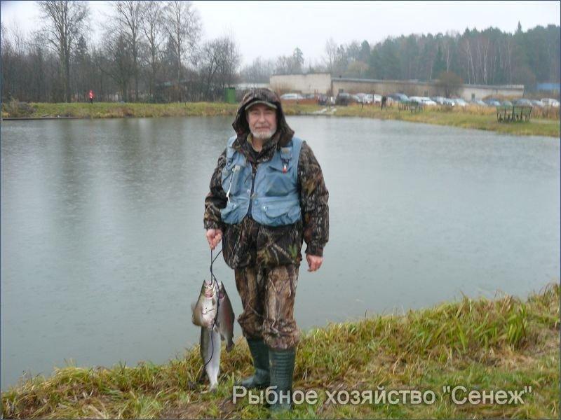 рыбалка в подмосковье сертификаты