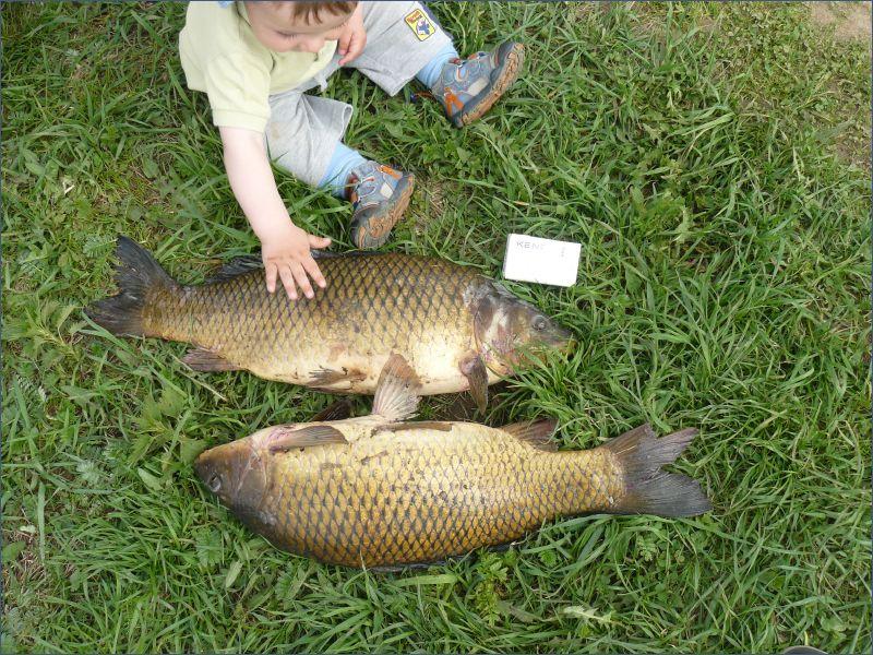 рыбалка в поселке воротня